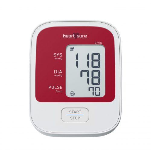 Heart Sure Bp100 Blood Pressure Monitor J A Davey